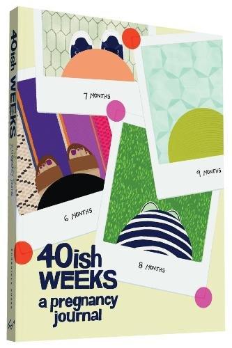 40ish Weeks: A Pregnancy Journal por Kate Pocrass