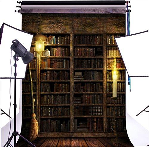 CapiSco Fotohintergrund Fotografie Stoffhintergrund Stoff Hintergrund Fotostudio Halloween 1,5 * 2,1m HW10