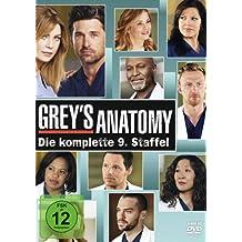Grey's Anatomy: Die jungen Ärzte - Die komplette 9. Staffel