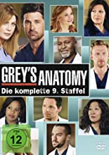 Grey's Anatomy: Die jungen Ärzte - Die komplette 9. Staffel [6 DVDs] hier kaufen
