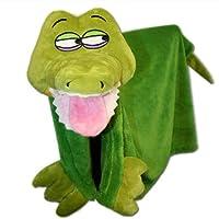 Snuggle Uppets - Sneaky Crocodile
