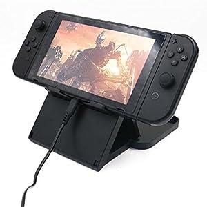 G4GADGET Marke New faltbar Northern MultiAngle Spielstation für papagien Halterung für Nintendo Schalter NS Spiel Konsole Halterung