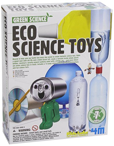 Great Gizmos 4M - Eco Science Toys, Juguete Educativo...