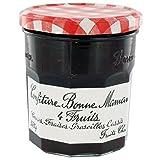 Bonne Maman Confiture De Cerises, Fraises, Groseilles Et Framboises, Fruits Choisis - ( Prix Par Unité ) - Envoi Rapide Et Soignée