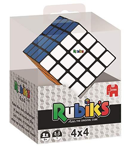 Jumbo Spiele 12166 Revenge 4x4 Rubik's, Keine, 10x7.5x14 -