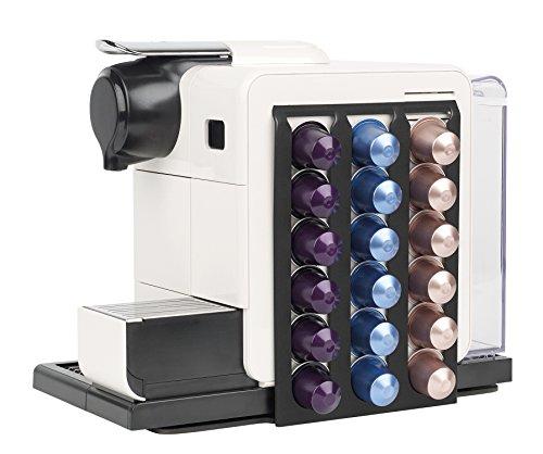 U-CAP, el portacápsulas/dispensador de cápsulas para Nespresso® LATTISSIMA Touch y Plus
