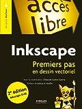 Avec Inkscape, s'initier au dessin vectoriel devient un jeu d'enfant!        Paramétrez votre espace de travail pour créer avec aisance et précision     Intégrez des photos et des textes à vos dessins     Maniez les outils de forme ou dessinez à ...