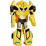 Transformers - Figura Bumblebee 3 Pasos Mágicos (Hasbro B0897ES0)