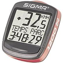 Comet Sigma Elektro 01960 - Cuentakilómetros de ciclismo, 1200