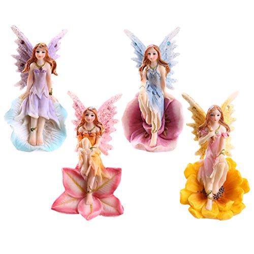 set-of-4-flower-fairies-garden-or-home-ornament-enchanted-fairy-figures