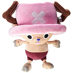One Piece Chopper (Mit Vibration) Plüschfigur Standard