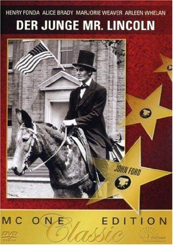 Bild von Der junge Mr. Lincoln