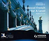 Edexcel French for A Level Audio CD set (EAML)