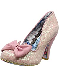 Womens Floral Waves Closed-Toe Pumps Irregular Choice kxC9mbNqR6