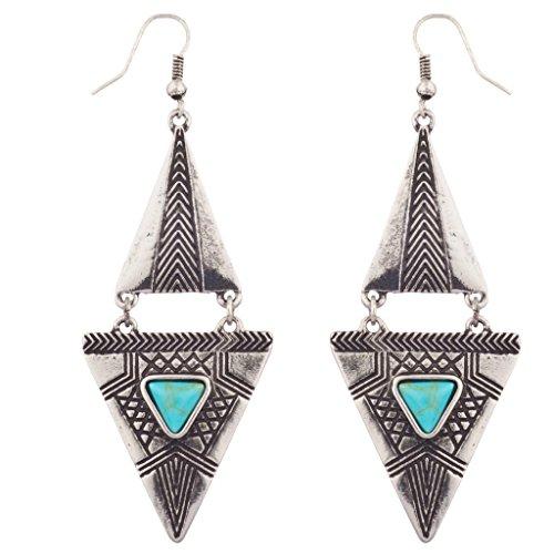 lux-accessoires-turquoise-tribal-texture-boucles-doreilles-pendantes