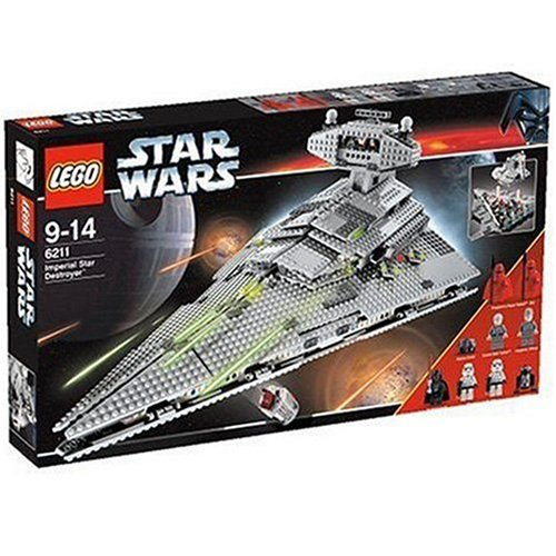 LEGO - Star Wars - jeu de construction - Imperial Star Destroyer
