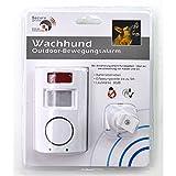 Elektronischer Wachhund Alarmsystem bellender Hund Alarmgerät Bewegungsmelder