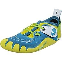 La Sportiva Gripit - Pies de Gato Niños - Amarillo/Azul Talla del Calzado 25