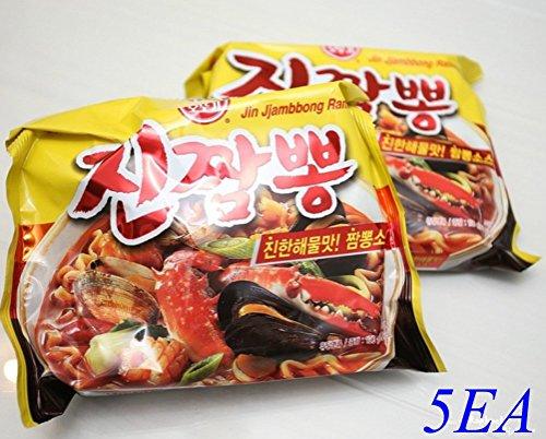 ottogi-korea-food-jin-jjambbong-ramen-4-1ea-spicy-taste-delicious-noodles-easy-meals-party-food