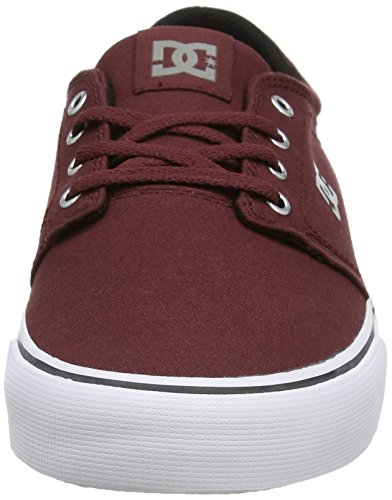 DC Shoes Herren Trase Tx Sneaker Rot (Ox Blood)