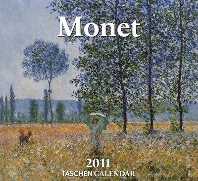 2011 Monet Calendar (Taschen Tear-off Calendars) por From Taschen GmbH