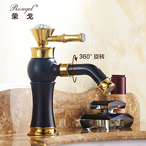 qwer-vernice-rubinetto-di-antiquariato-continentale-basin-wide-retro-rame-caldo-e-freddo-bacino-desk