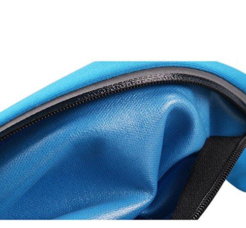 FZHLY Männer Und Frauen Outdoor Sports Taschen Mini Multifunktionale Taschen WatermelonRed(singlePockets)