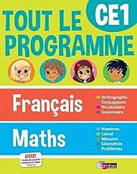 Tout le programme Français/Maths - CE1