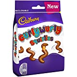 Cadbury Curly Wurly Squirlies Hanging Bag (1 x 110grm