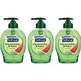 Crisp Cucumber & Melon , 3 Pack of 11.25 oz : Softsoap Hand Soap, Crisp Cucumber & Melon, 3 Pack of 11.25 oz Bottles