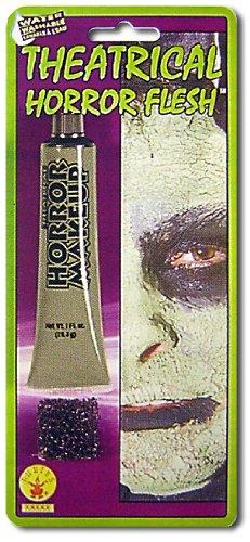 Horror Flesh Grau (Haut Up Gruselige Make)
