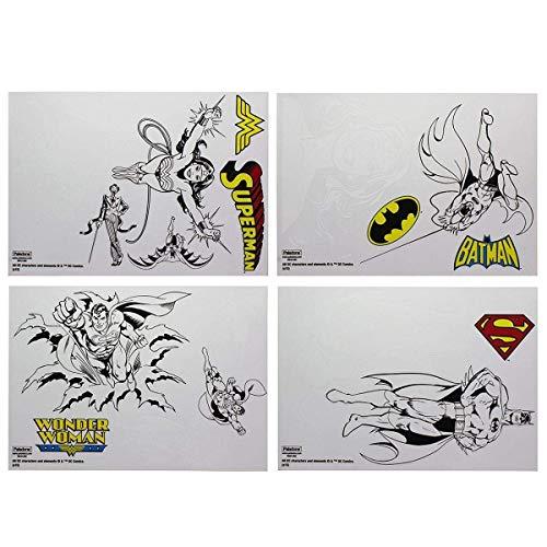 51aVJoD8 6L - DC Comics Vinilo para portátil, 5x21.5x19 cm