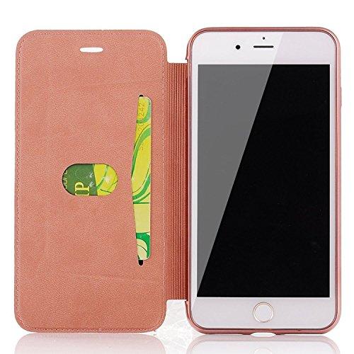 custodia iphone 8 oro rosa