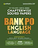 Bank PO Solved Papers English Language 2019