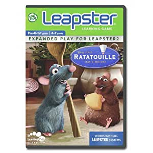 LeapFrog Leapster Game: Disney-Pixar Ratatouille