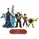 Bandai Figurine Zak–Design May Vary, 41530, 8cm