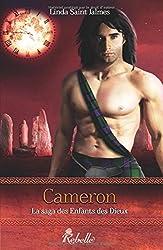 La saga des enfants des dieux : 3 - Cameron
