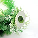 Phoenix B2C UK Artificial Fish Tank Aquarium Decoration Green Plastic Underwater Grass Plant 7