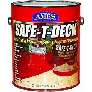 Safe-T-Deck Elastomeric Waterproofing Sealer Deck Paint by
