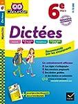Dict�es 6e - Nouveau programme 2016