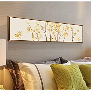 ABm Home Wall Poster, Fine Wall Art, Large Framed Canvas, Super size Wall Picture, 147cm x 37cm x 3cm (Framed Canvas E)