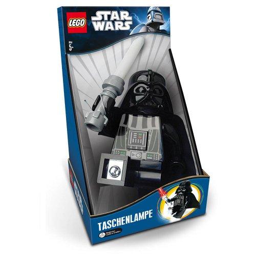 Preisvergleich Produktbild IQ UT21212 - Lego Star Wars - Darth Vader Taschenlampe