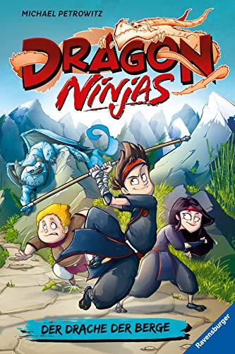 Dragon Ninjas, Band 1: Der Drache der Berge (German Edition ...