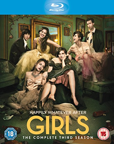 Girls - Season 3 [Blu-ray]