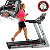 BH Fitness Levity F2DUAL 450x 1350mm 18km/h Treadmill–Laufband (135kg, 18km/h, verbrannte, Distance, Heart Rate, INCLINATION, Speed, Time, Black, Grey, 0–12%, LCD)