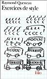 Exercices de style de Queneau. Raymond  Poche par Queneau