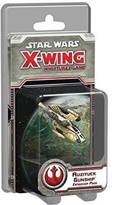 Star Wars: X-Wing: Auzituck Gunship Expansion - English