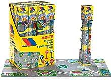 Molto - Tapiz con 24 señales y 5 coches (10651)