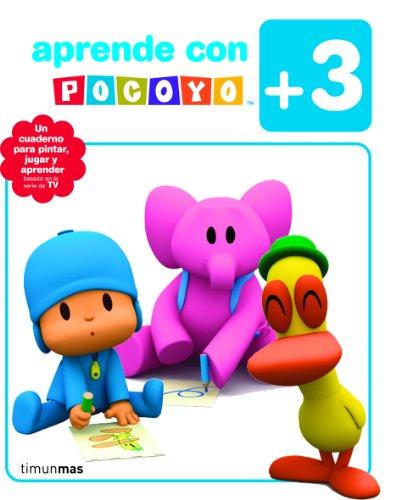 Aprende con Pocoyó y sus amigos (Pocoyo) por Zinkia