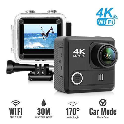 Senwow-Cmara-de-accin-deportiva-4K-WiFi-16-MP-videocmara-Ultra-HD-DV-cmara-impermeable-170-gran-angular-LCD-de-2-pulgadas-30-m-bajo-el-agua-2-bateras-recargables19-kits-de-accesorios-para-buceo-bicicl